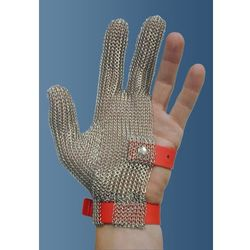 Rękawica ochronna CNS 3-palcowa (czerwona HS132)