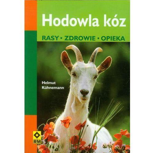 Hodowla kóz - Helmut Kuhnemann (opr. miękka)