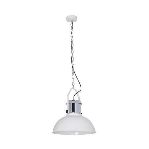 Lampa wisząca TED biała E27 INSPIRE porównaj zanim kupisz