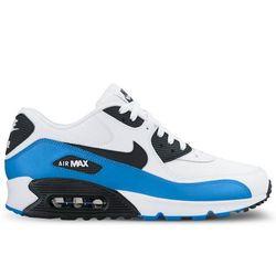Buty Nike Air Max 90 Essential niebieskie 537384-124