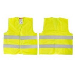 LAHTI PRO Kamizelka ostrzegawcza żółta dla dzieci 4-6 lat S L4130101 (ZNALAZŁEŚ TANIEJ - NEGOCJUJ CENĘ !!!)