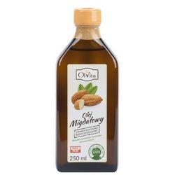 Olej migdałowy w opakowaniach 250 ml OlVita