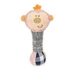 Zabawka edukacyjna piszczek Mała Małpka