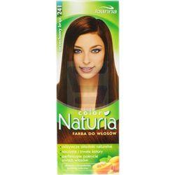 Joanna Naturia Color Farba do włosów Orzechowy Brąz nr 241