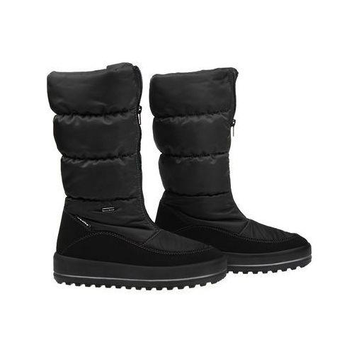 śniegowce Manitu 991176 1 Czarne Polar Tex Damskie Porównaj Zanim