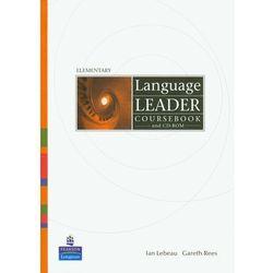 Language Leader Elementary Coursebook + CD (opr. miękka)