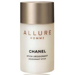 Chanel Allure Homme Dezodorant w sztyfcie 75 ml / Warszawa, Poznań, Katowice, Łódź, Gdynia, Kraków - DARMOWY ODBIÓR OSOBISTY GRATIS!