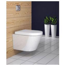 SONET Miska WC wisząca + deska wolnoopadająca
