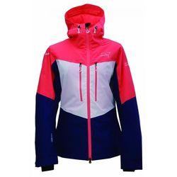 8abcaaaee8616 2117 kurtka narciarska Ludvika Eco Ls Fiery Pink 36 - BEZPŁATNY ODBIÓR:  WROCŁAW!
