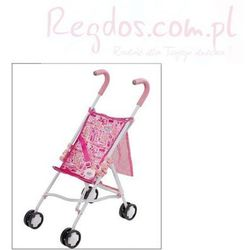 Baby Born Spacerówka z Parasolką