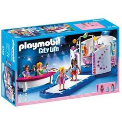 Playmobil CITY LIFE Casting modelek na wybiegu 6148