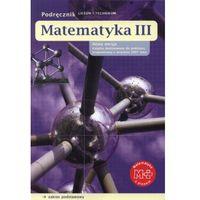 Matematyka z plusem 3 Podręcznik (opr. miękka)