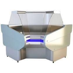Lada chłodnicza narożna MAWI NCHLUX-W 1.4 147cm