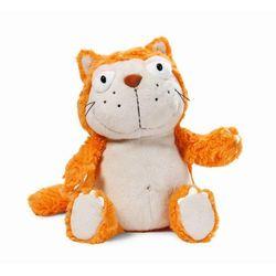 Nici, maskotka, kot, pomarańczowy, 70 cm Darmowa dostawa do sklepów SMYK