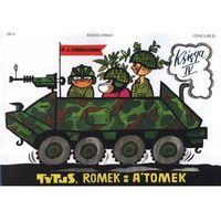 Tytus Romek i A'tomek Księga IV Tytus żołnierzem (opr. miękka)