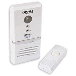 Dzwonek bezprzewodowy OPTEX zasięg do 200m
