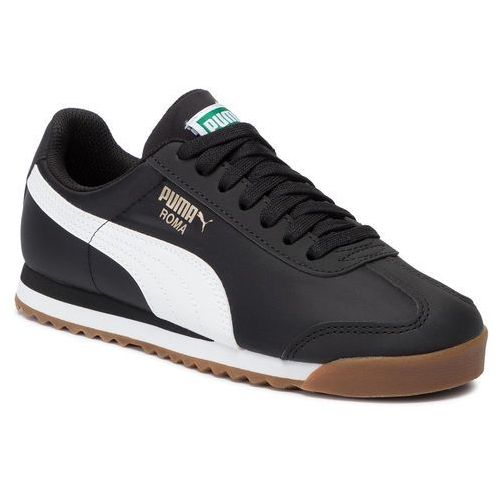 Sneakersy PUMA Roma Basic Summer Jr 359841 21 Puma Black