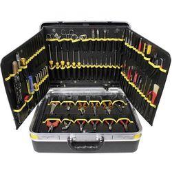 Walizka narzędziowa Bernstein 6500, 105 narzędzi, (DxSxW) 490 x 410 x 190 mm