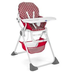 Chicco Pocket Lunch Red Wave