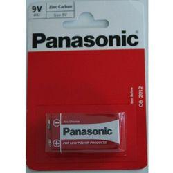 Bateria Panasonic 6F22 9V
