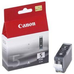 Tusz Canon PGI-5BK iP4200 MP500 MP510 MX850 oryginalny black