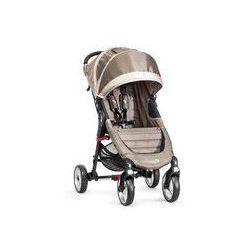 Wózek spacerowy City Mini Single 4W Baby Jogger + GRATIS (sand/stone)