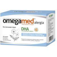 Omega-Med DHA alergia 30 sasz.