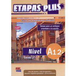 Etapas Plus A1.2 Podręcznik Z Ćwiczeniami + Cd Audio (opr. miękka)