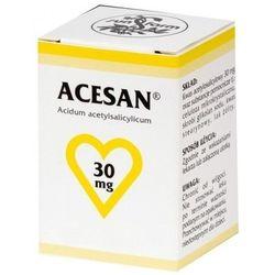 Acesan 30 mg 63 tabl.