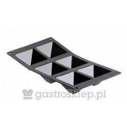 Mata silikonowa Moul'Flex do ciastek - piramid | D-1969-01