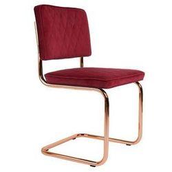 Zuiver Krzesło DIAMOND czerwone 1100270