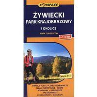 Żywiecki Park Krajobrazowy i okolice. Mapa turystyczna (opr. broszurowa)