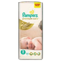 Pampers Premium Care rozmiar 5 Junior 56 szt.