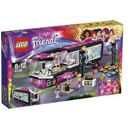 Lego Friends Wóz Koncertowy Gwiazdy POP 41106