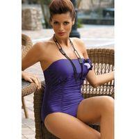 98b887752923c4 Jednoczęściowy strój kąpielowy Kostium Kąpielowy Model Shila Royal Blu M-202  Szafir - Marko