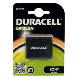 Akumulator Duracell NP-BG1 NP-FG1 do Sony DSC-W115 DSC-W120 DSC-W125