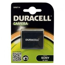Akumulator Duracell NP-BG1 NP-FG1 do Sony DSC-W130 DSC-W150 DSC-W170