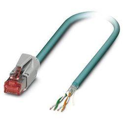 Kabel sieciowy Przewód sieciowy CAT 5e SF/UTP 4 x 0.14 mm² VS-IP20-OE-93E/2,0 Phoenix Contact 1404342 Niebieski 1 szt.