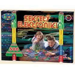 SEKRETY ELEKTRONIKIPONAD 500 DOŚWIACZEŃ