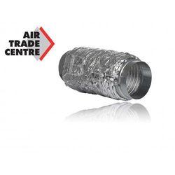 Tłumik elastyczny (1000mm) o średnicy 160mm (TE1000S160)