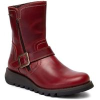 Botki FLY LONDON - Sekufly GORE-TEX P144376004 Red