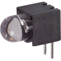 Moduł LED Czerwony (DxSxW) 13.62 x 13.08 x 6.1 mm Dialight 550-5505F