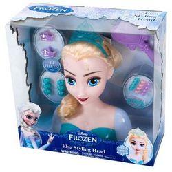 Frozen Głowa Do Stylizacji Elsa Kraina Lodu 60389