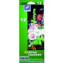Farby akrylowe w tubie Sft Firster FAC-121