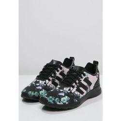 adidas Originals ZX FLUX SMOOTH Tenisówki i Trampki core black