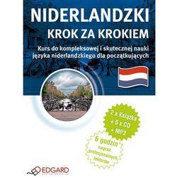 Niderlandzki - Krok Po Kroku (2 Książki + 5 Cd Audio + Mp3) (opr. twarda)