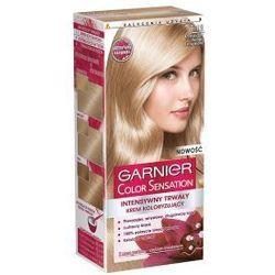 GARNIER Color Sensation farba do włosów 9.13 Krystaliczny beżowy jasny blond