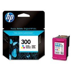 Tusz HP 300 / CC643EE Kolro do drukarek (Oryginalny) [4ml]