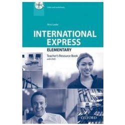 International Express Elementary 3rd Edition. Książka Nauczyciela + DVD (opr. miękka)
