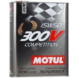 Olej Motul 300V COMPETITION 15W50 2L